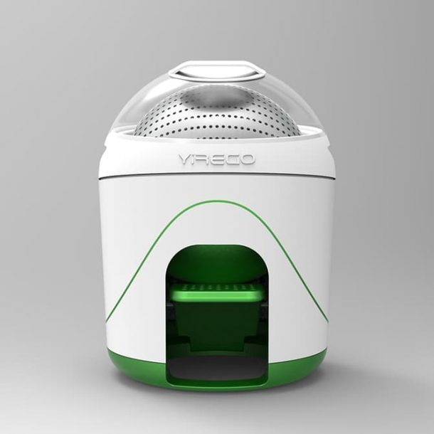This Clothes Washer Washes You Clothes Without Using Electricity_Image 1
