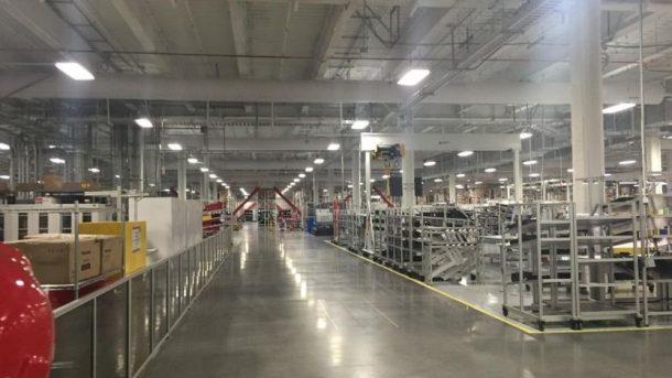 Inside the factory. Credits: bbc.com